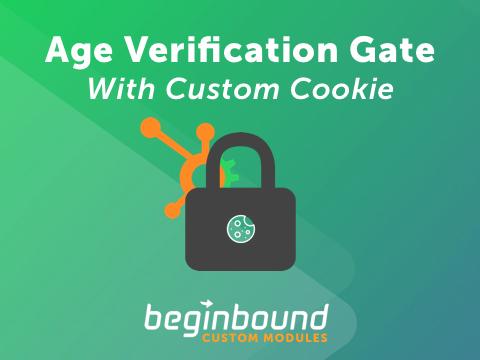 Age Verification Gate - $25