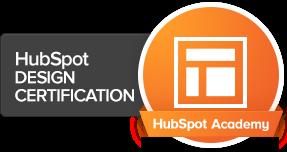 HubSpot CMS Design Certified